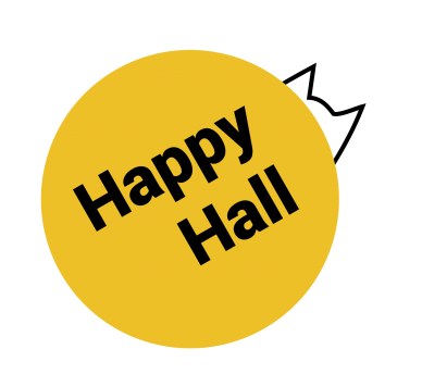 Happy Hall Logo
